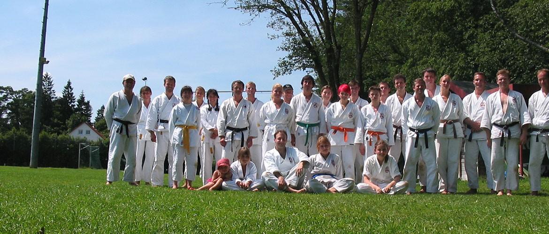 SV Nußdorf/Inn Abteilung Karate