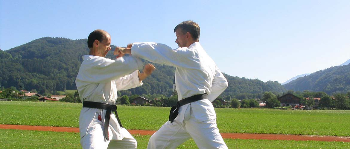 Karate Do, SV Nußdorf/Inn