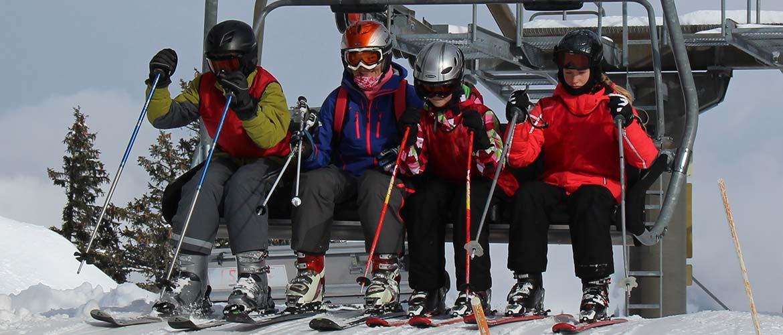 Ski-Kinder- und Jugendkurs, SV Nußdorf/Inn