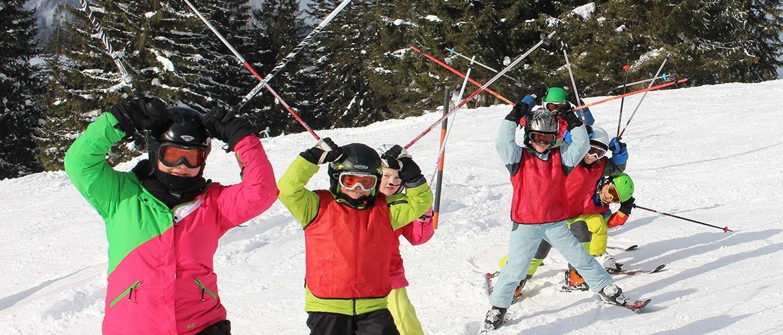 Kinder Vormittags-Skikurs, SV Nußdorf/Inn