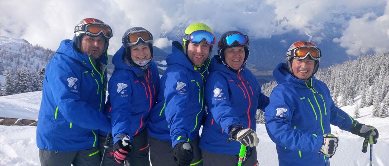 Übungsleiter des Skiabteilung Sportverein Nußdorf/Inn
