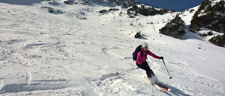 Ski-Tour mit dem SV Nußdorf/Inn