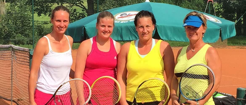 Tennis Vereinsmeisterschaft 2015, Sportverein Nussdorf am Inn