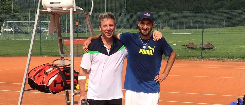 Tennis Vereinsmeister Herren, SV Nußdorf/Inn