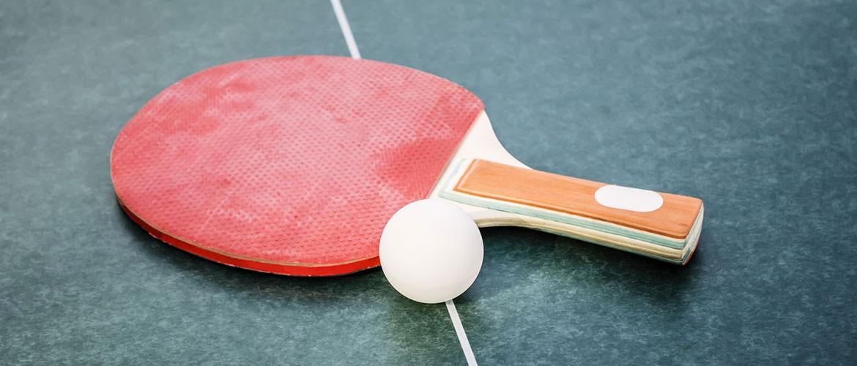 Tischtennis beim Sportverein Nussdorf/Inn